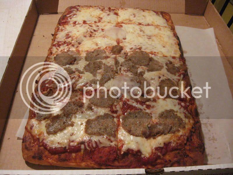 Dalli's Sicilian Pizza