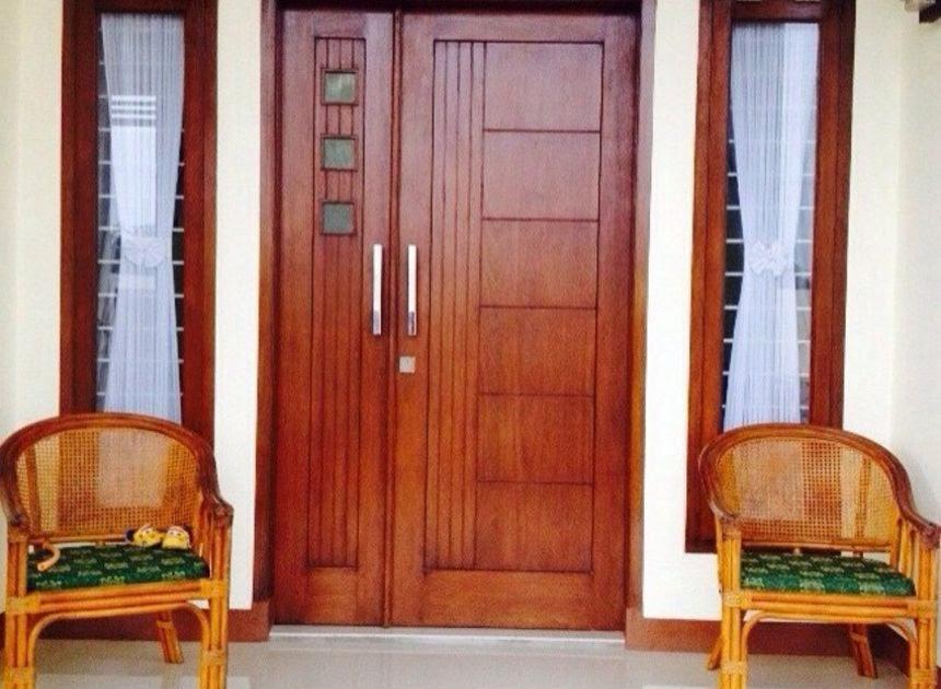 40 Top Baru Model Pintu Rumah Besar Kecil