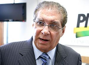 Senador Jader Barbalho, que teve o mandato liberado pelo Supremo