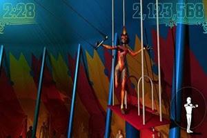 Game usa atividades do circo para ajudar na recuperação de pacientes com derrame (Foto: Divulgação)
