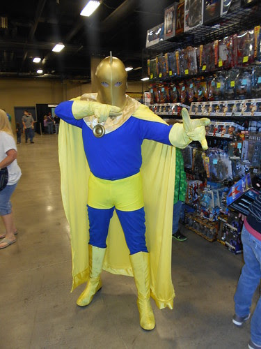 dr. fate cosplay