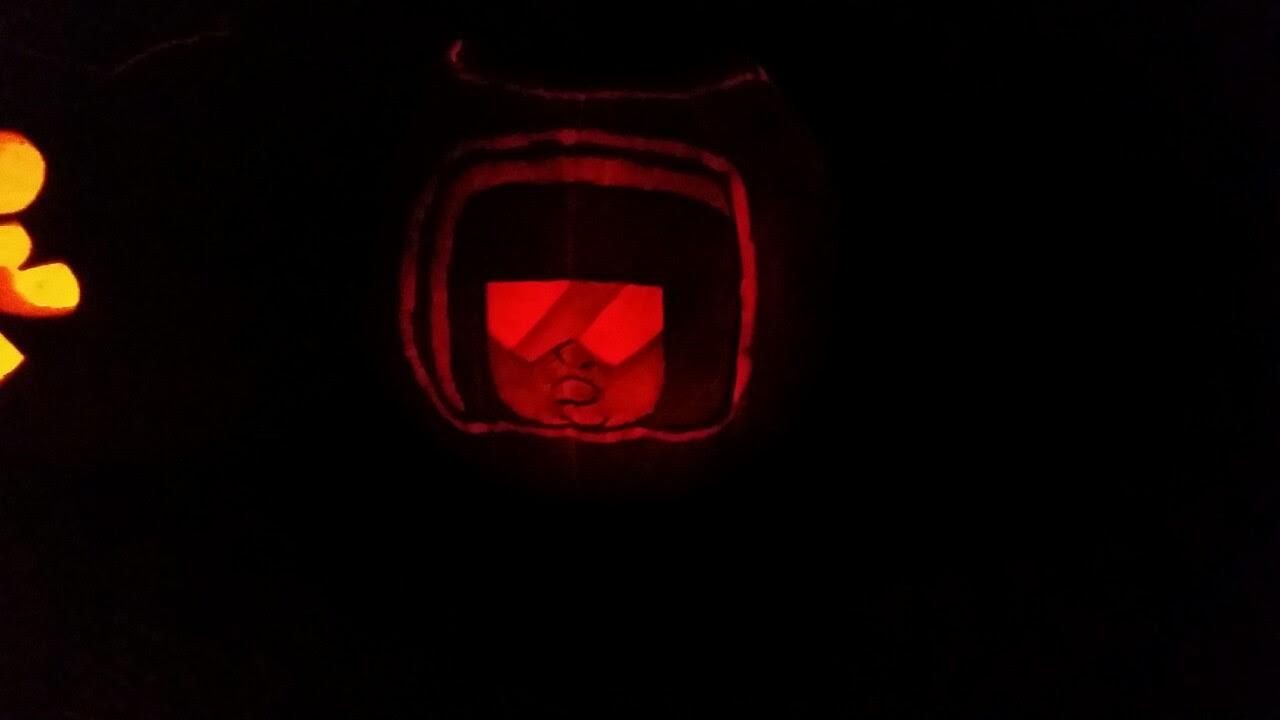 My jack o lantern this year B) I may make some changes….