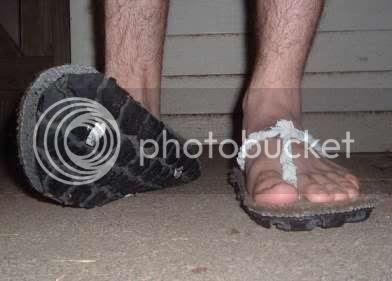 Tire Shoes