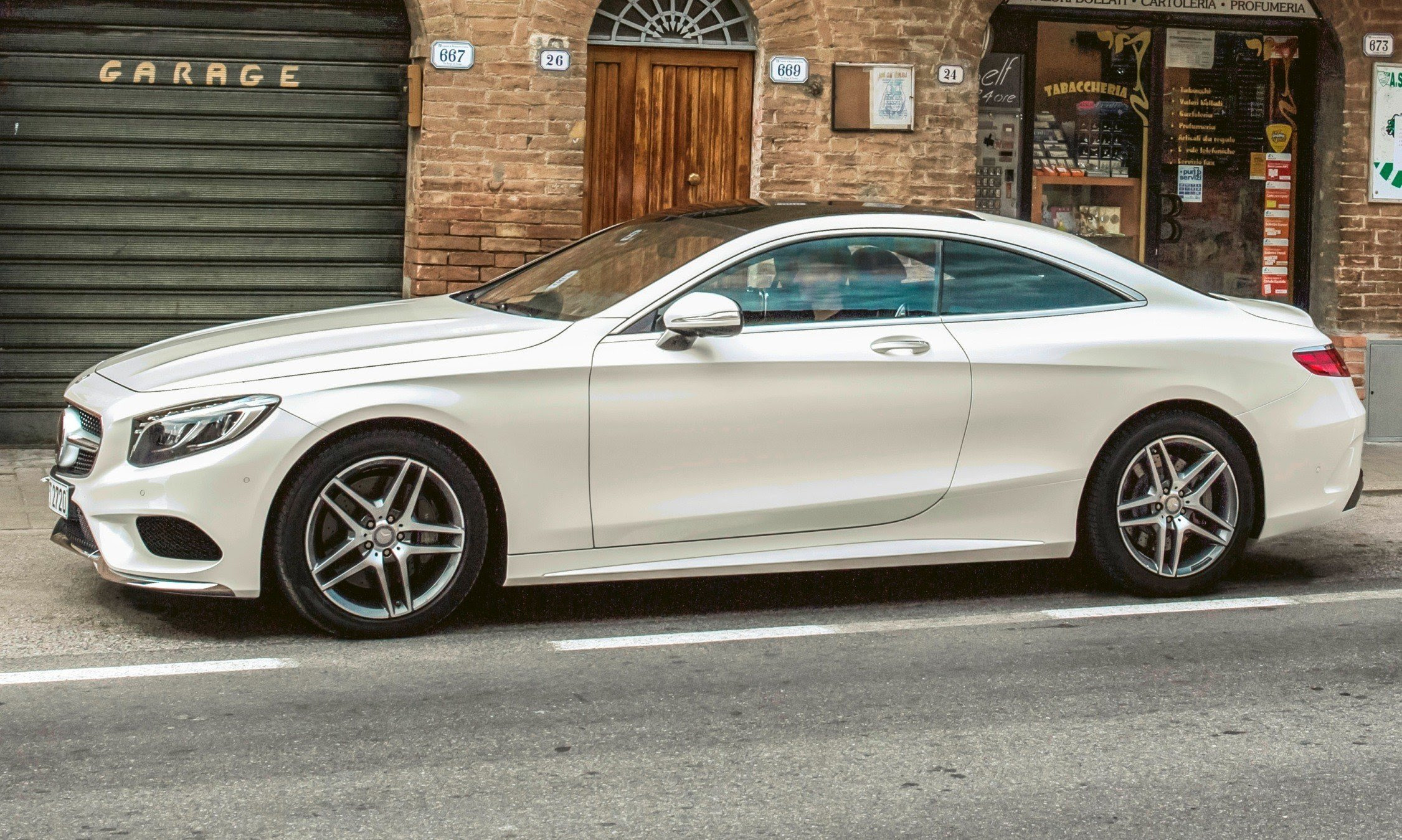 Update2 With 20 New Photos - 2015 Mercedes-Benz S550 Coupe ...