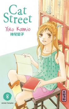 Couverture Cat Street, tome 8
