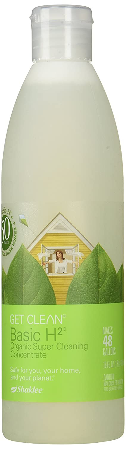 Amazon.com: Basic H Organic Super Cleaning Concentrate 16oz 473mL ...