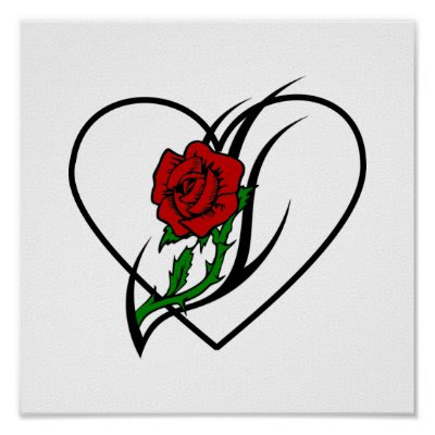 Tattoos Designs Rose Tattoos Pictures Designs