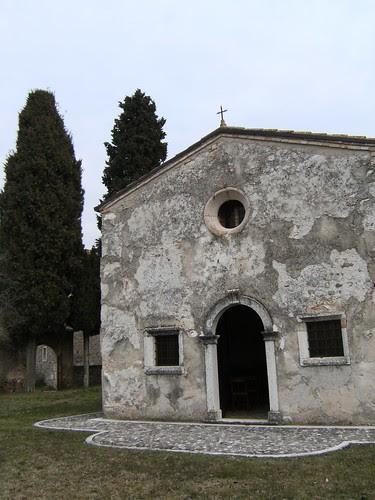 Chiesa Santa Christina - Ceredello (Caprino)