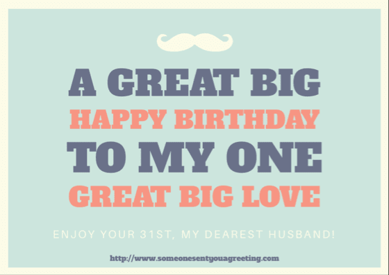 Short-Birthday-Wishes-for-Husband – Someone Sent You A ...
