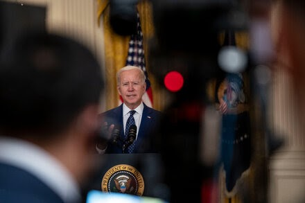 """It's a National Embarrassment,' Biden Says on Gun Violence"