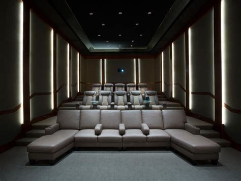 home theater designs  cedia  finalists mansion