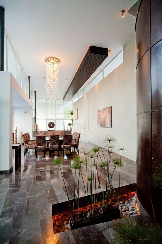 house in el uro 6, modern interior design , modern decoration, contemporary architecture