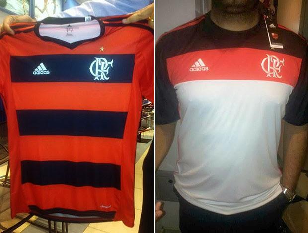 camisa Flamengo lançamento (Foto: Reprodução)