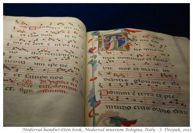 Medieval manuscript - S. Deepak, 2010
