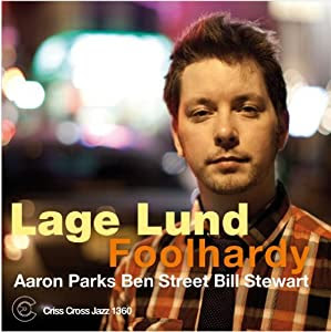 Lage Lund - Foolhardy cover
