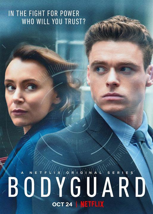 Resultado de imagen de poster bodyguard