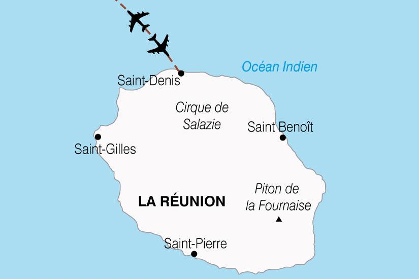 (Map) carte Reunion Ile Bourbon 2016_166