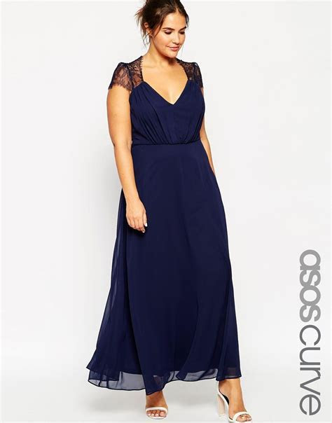 CURVE Kate Lace Maxi Dress   On My Person   Lace maxi