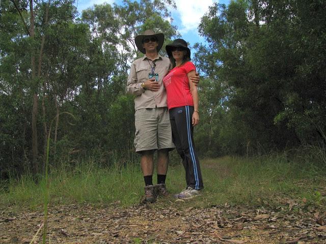 Neil and Liz
