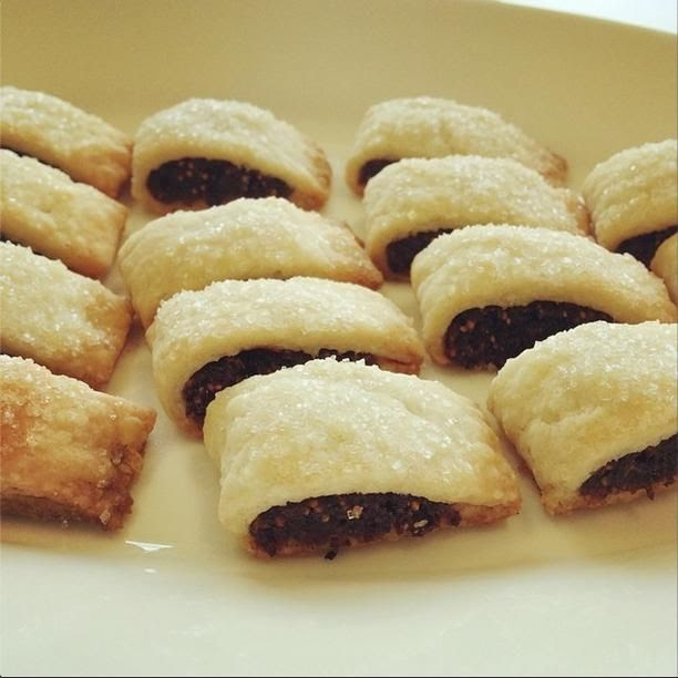 Fig Pastry, better than Newtons!
