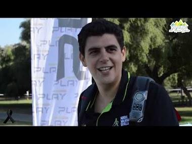 Disfruta al Aire Libre Temp. 2 - Cap. 3 (Copa España Marcha Nórdica FEDM...