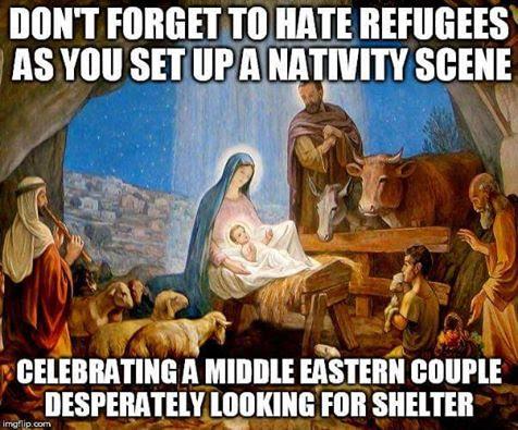 Legenda Imagem Do Nascimento De Jesus Com A Frase Não Se Esqueça De
