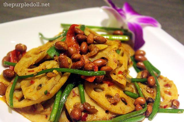 Stir-Fried Lotus with Sambal (P245)
