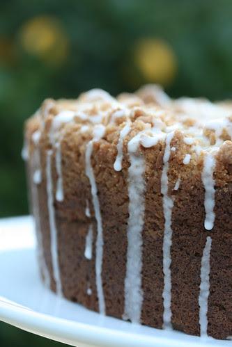 Martha Stewart Meyer Lemon Coffeecake