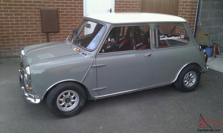 1965 Austin Mini Cooper S For Sale Mini Cooper Cars