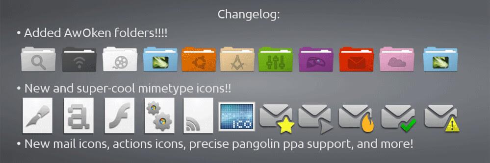 awoken icons