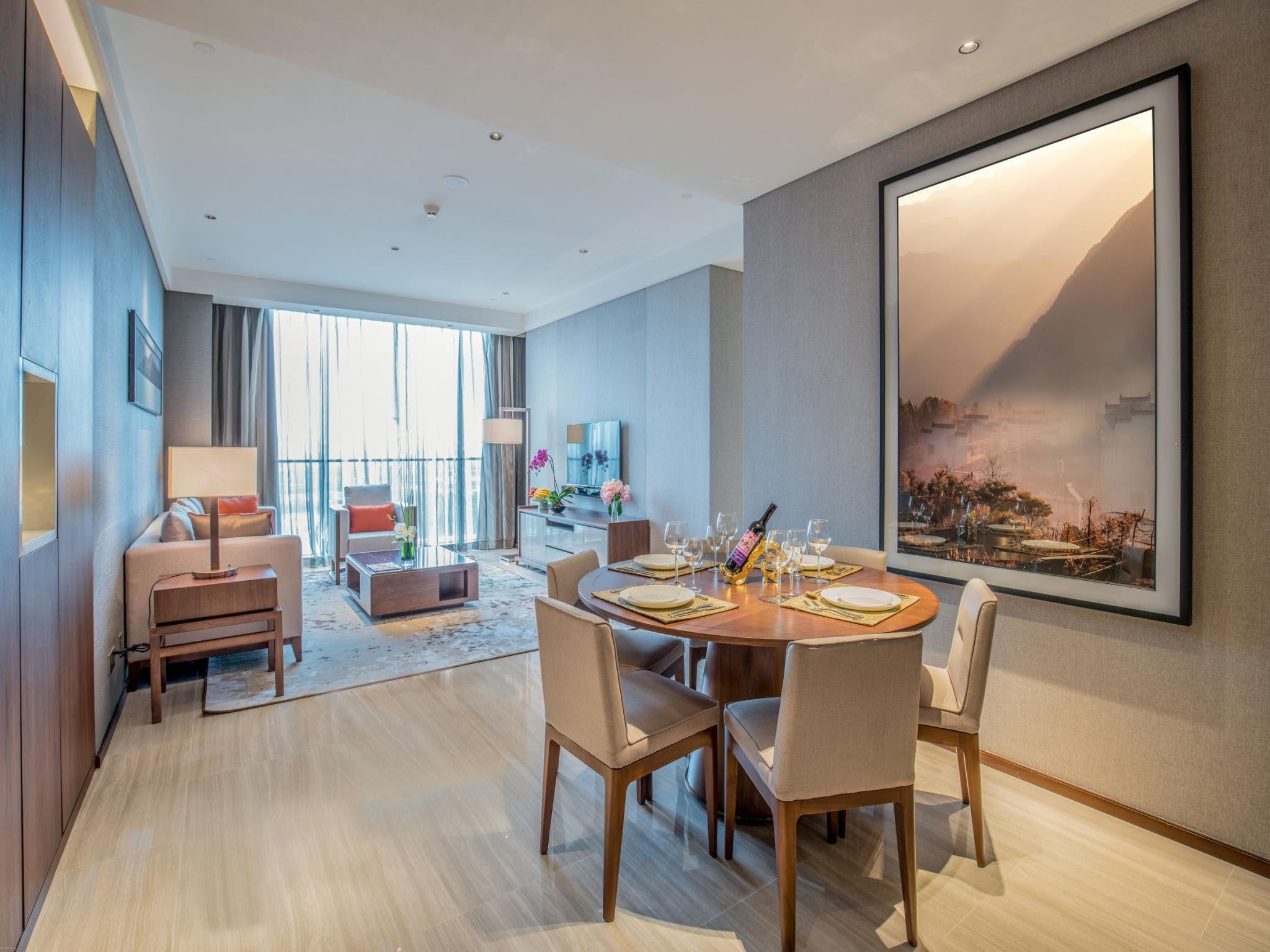 Price Oakwood Residence Damei Beijing