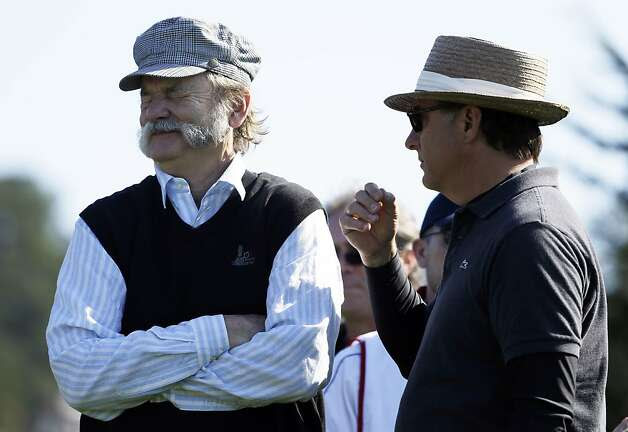 Bill Murray and Andy Garcia