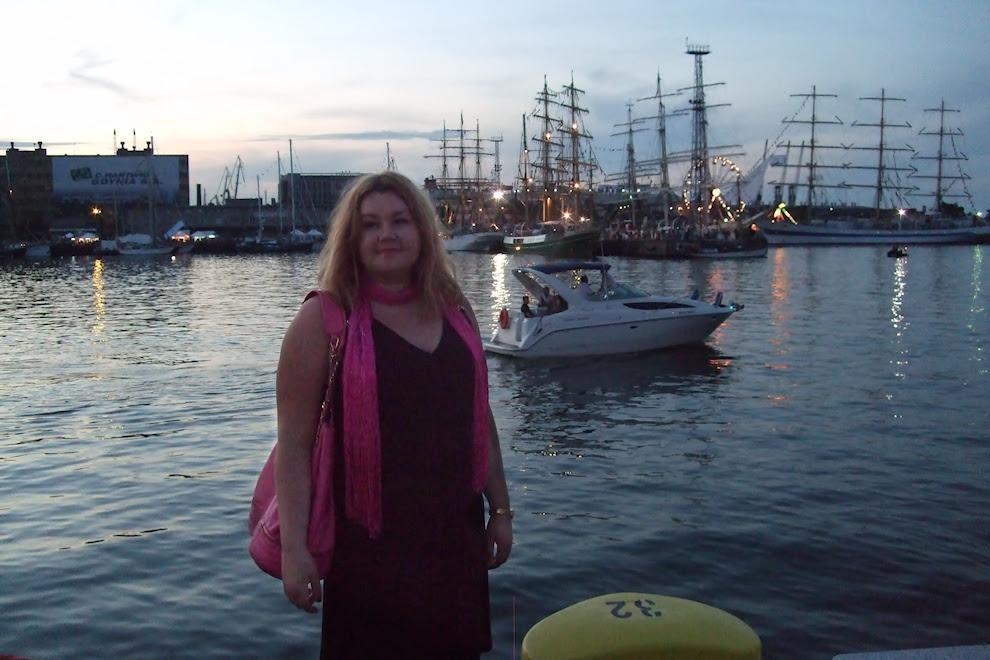 Große Größen Plus Size Fashion Blog Gdynia Tall Ships Races