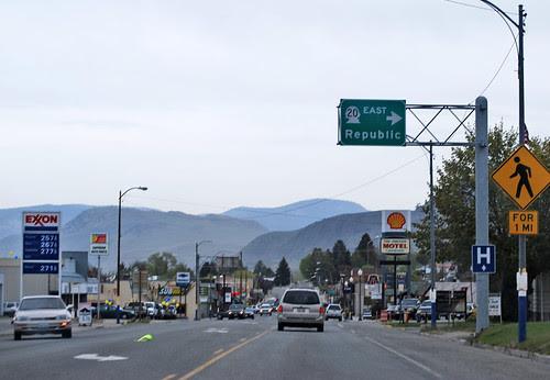 SR 20 @ US 97 northward