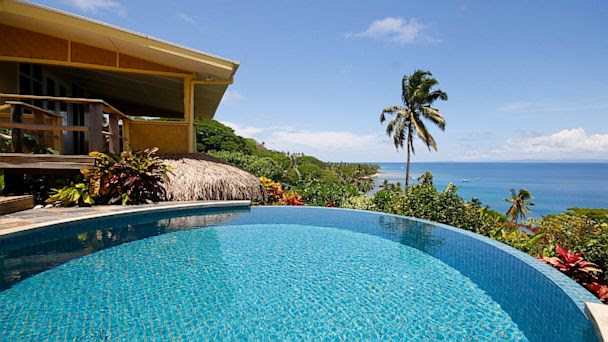 10 Stunning Vacation Home Infinity Pools - ABC News