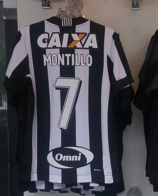 montillo camisa botafogo venda 7 (Foto: Reprodução / Twitter)