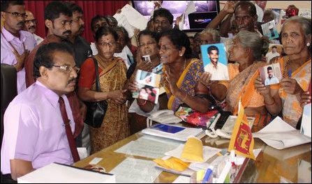 Missing Peoples Guardians Association revives protest in Jaffna