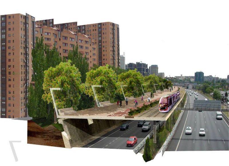 Metro Ligero m30