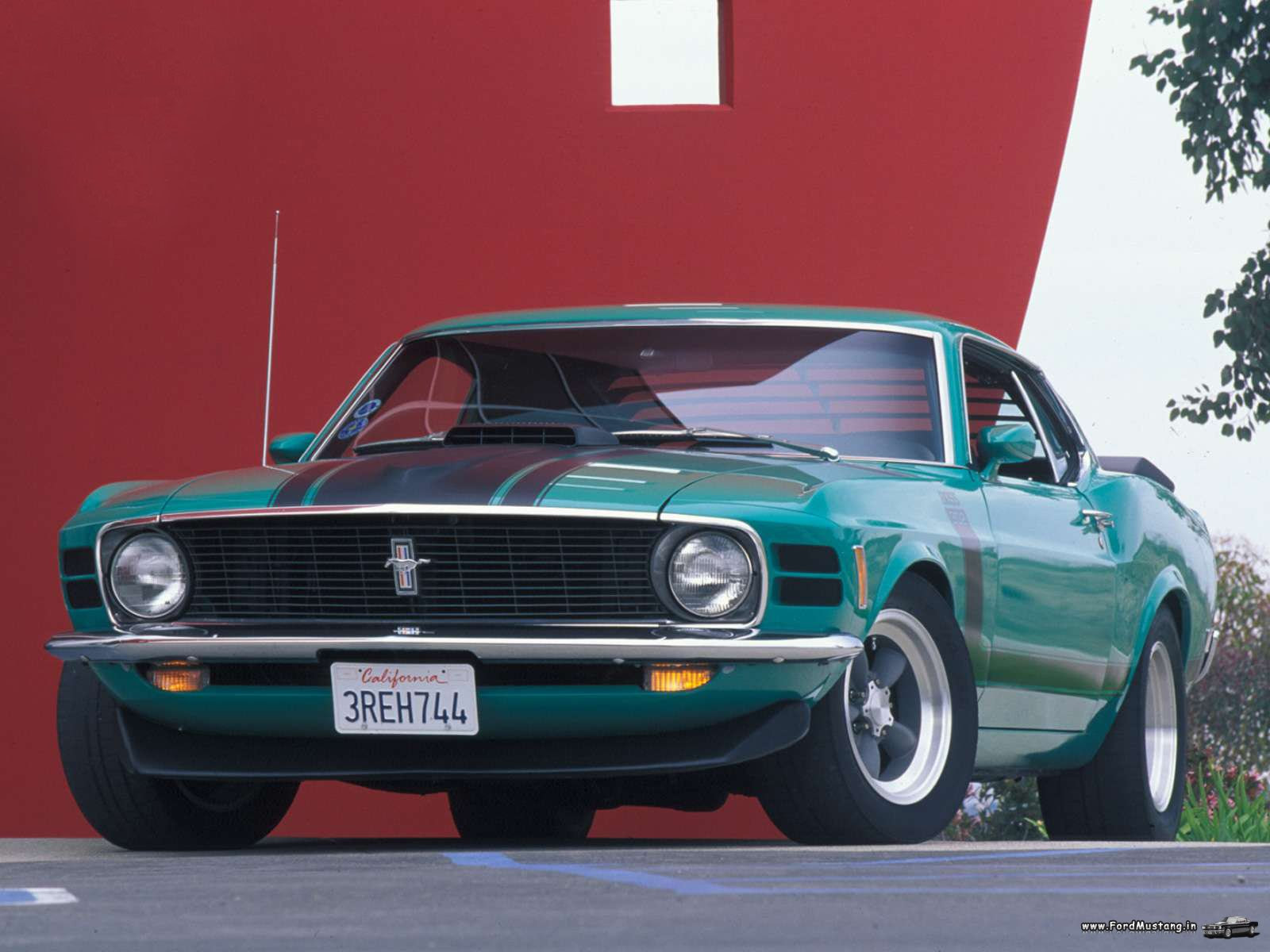 Ford Mustang Boss 302 (1970)