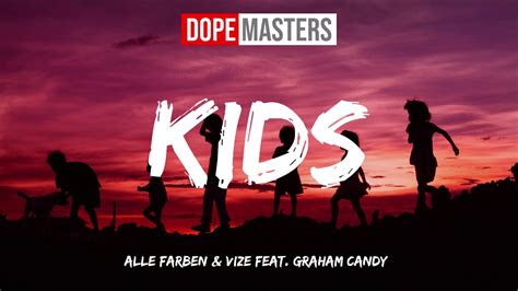 alle farben vize feat graham candy kids audio youtube