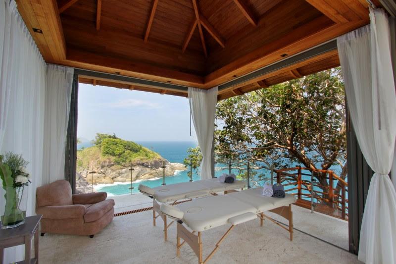 Liberty Holiday Villa Cascading Along Millionaires' Mile in Phuket ...