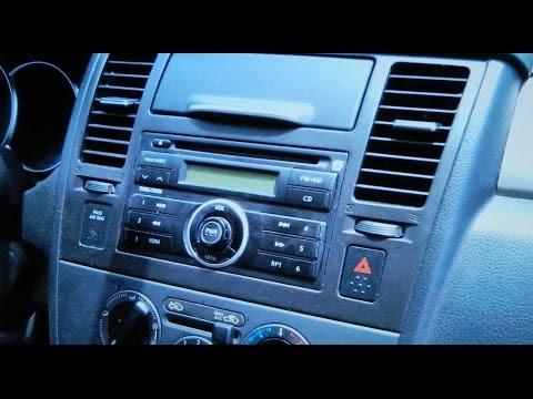 2010 Nissan Versa Stereo Wiring on