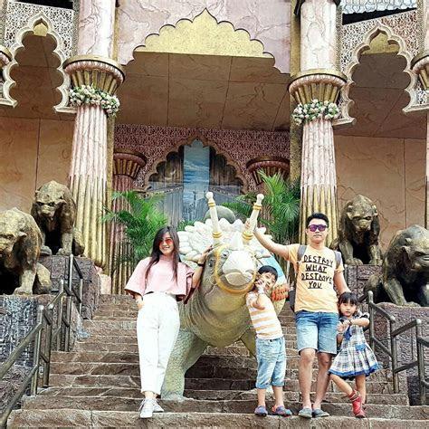 intip dino  jatim park  kota batu yuk malang guidance