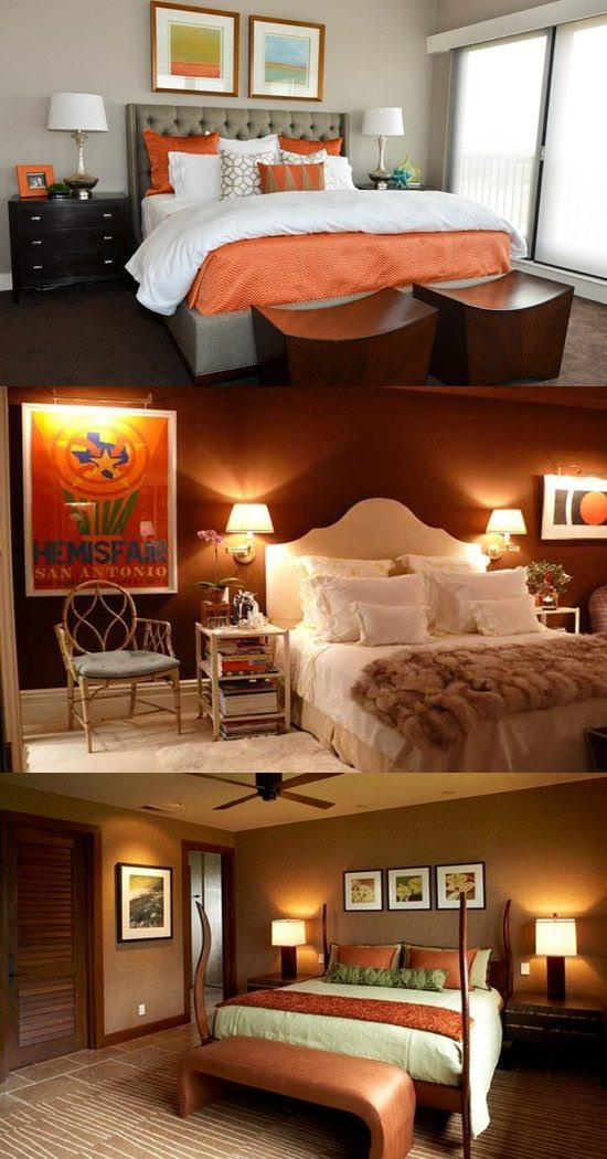 Fall Bedroom Decorating Ideas - Interior design