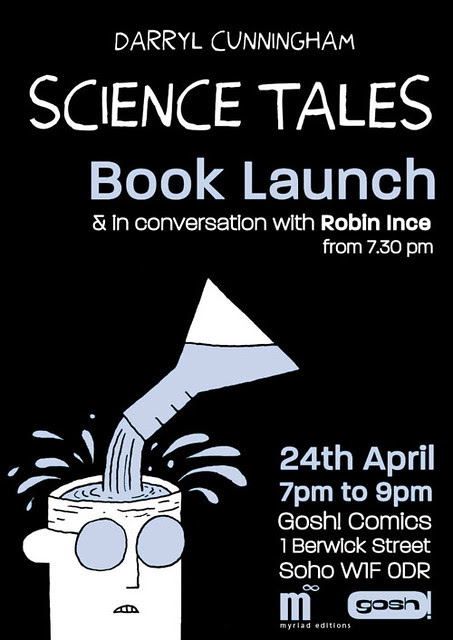 Science Tales Book Launch