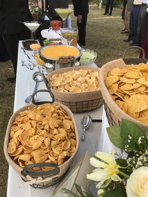 Nacho Bar   Catering by Debbi Covington   Beaufort, SC