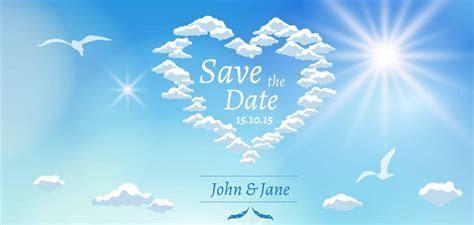 Save The Date Presentation Template   ShareTemplates