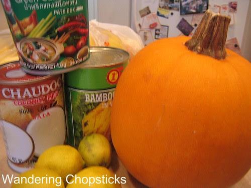 Pumpkin Curry 1