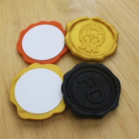 Seal Wax and Stamps/Fashion Wax Seal Label