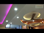 False Ceiling Design Bedroom & Hall Ramya Modular Kitchen